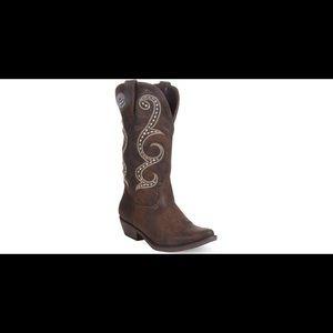 Dawnn Western Boots American Rag